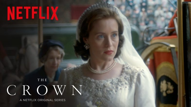 TV series the Crown