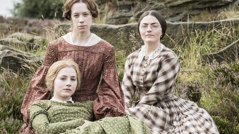 BBC mini-series To Walk Invisible, directed by Sally Wainwright. A film about the Bronte sisters.